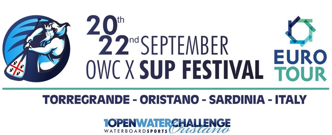 OWC 2019 ORISTANO - SUP Festival