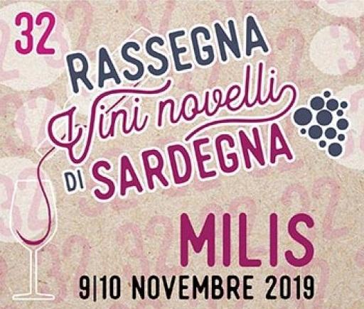Rassegna dei vini novelli a Milis