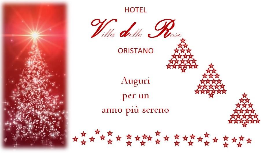 Hotel Villa delle Rose Oristano | Auguri di buon anno