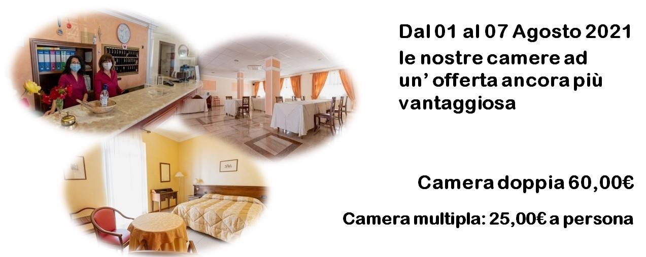 Hotel Villa delle Rose Oristano | Offerta 01 - 07 Agosto 2021