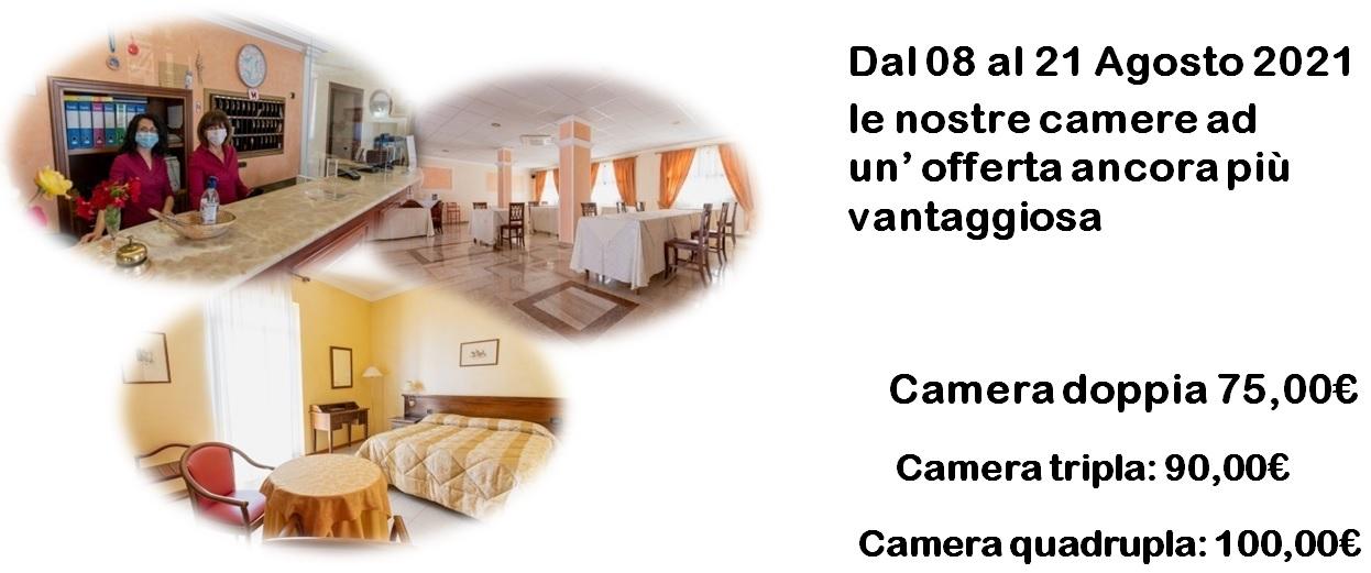 Hotel Oristano | Villa delle Rose | Prenota ora dal 08 al 21 Agosto 2021
