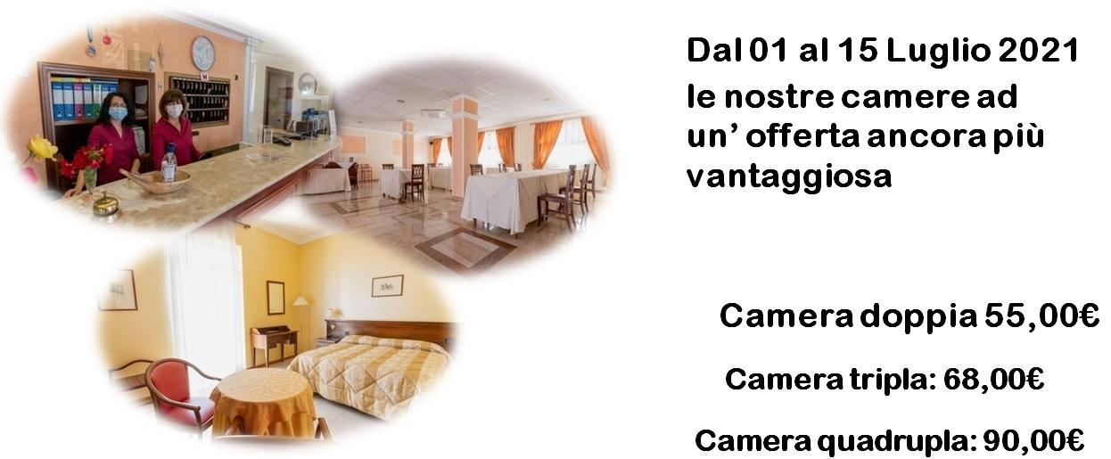 Hotel Villa delle Rose Oristano   Offerta Luglio 2021   Hotel Oristano