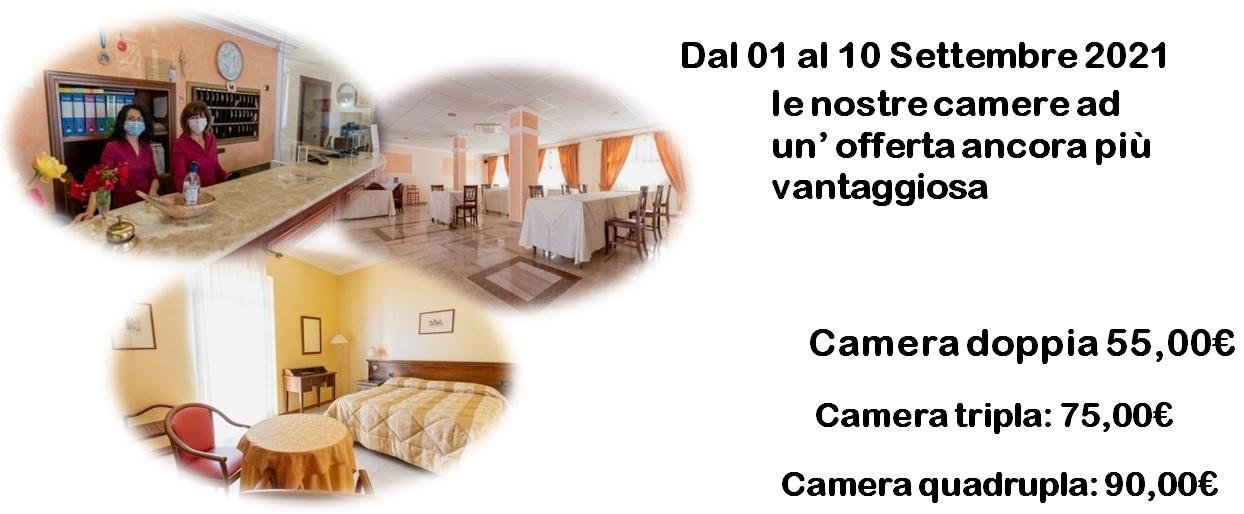 Hotel Oristano   Hotel Oristano Sardegna   Villa delle Rose   Offerta Settembre 2021