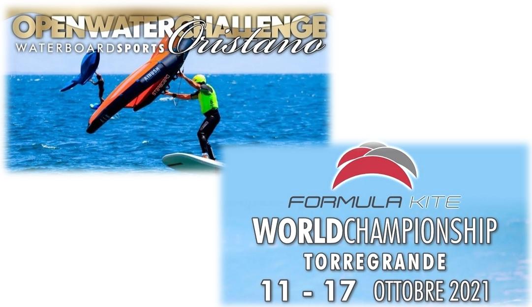 Open Water Challenge 2021. Prenota ora il tuo soggiorno. Hotel Oristano Sardegna   Villa delle Rose