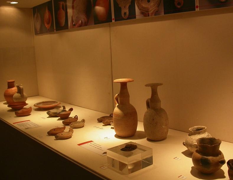 Antiquarium Arborense - esposizioni