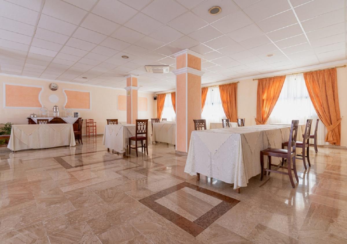 Hotel Villa delle Rose - Sala Ristorante