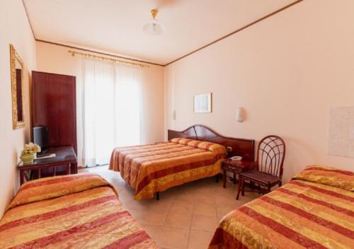 Hotel Villa delle Rose - Stanza Quadupla